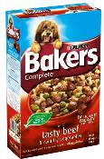 Bakers Complete Dog Food (Adult) - Beef and Country Vegetables 1.2kg