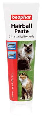 Beaphar Hairball Paste 2 in 1 100g