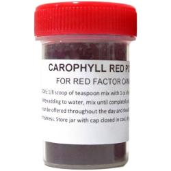 Carophyll Red Factor Canary Colouring Agent - 15g