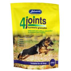Johnsons 4Joints Turmeric Granules For Dogs 250g
