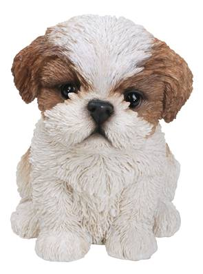 Vivid Arts Pet Pal Dogs ShihTzu Puppy Brown/White