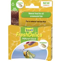 Tetrafresh Delica Natural Daphnia Snack Pouches