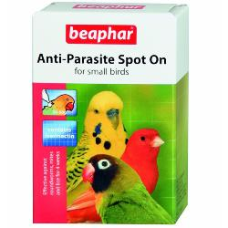 Beaphar Anti-Parasite Budgie & Canary Spot-On Treatment