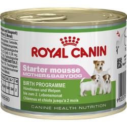Royal Canin Starter Mousse For Mother And Puppy - 195g
