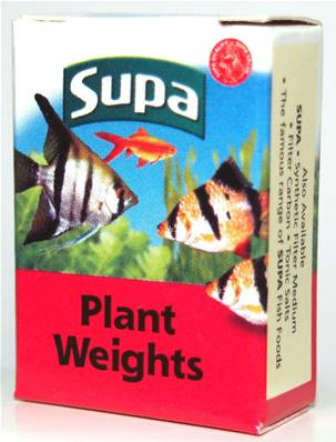 Supa Boxed Plant Weights