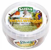 Supa Dried Mealworms For Wild Birds