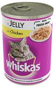 Whiskas Tin Single Chicken in Jelly