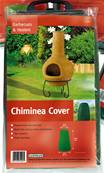 Gardman Chiminea Cover Top37cm/Btm 60x100cm
