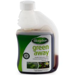 Blagdon Green Away Pond Algae Treatment