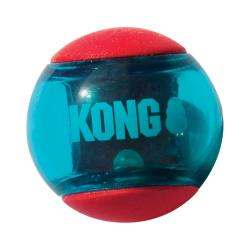 KONG Squeezz Action Red Ball