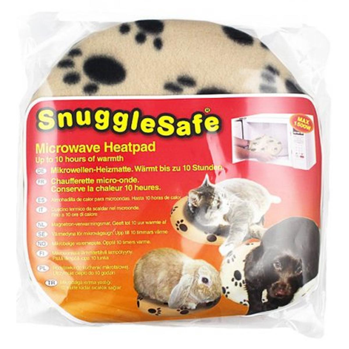 Snugglesafe Microwave Heatpad For Small