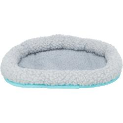 Trixie Cuddly Bed Grey/Green For Small Animals 30x22cm