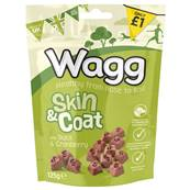 Wagg Dog Treats - Duck and Cranberry 125g