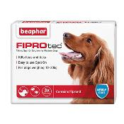 MOOSE'S SIGHTHOUND TRUST DONATION - Beaphar Fiprotec Flea Spot On (Medium Dog) X 3