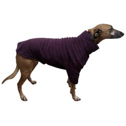 HOTTERdog By Equafleece Dog Jumper - Grape