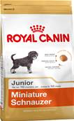 Royal Canin Dry Dog Food Breed Nutrition Miniature Schnauzer Junior / 1.5kg