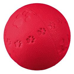 MADRA DONATION - Trixie Toy Ball, Natural Rubber 6cm
