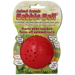 Animal Sounds Babble Ball (Medium)