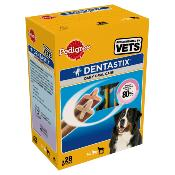 ASH ANIMAL RESCUE DONATION - Pedigree Dentastix Dental Treat - Large - 28 Pack