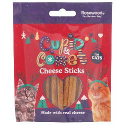 Rosewood Cheese Sticks For Cats 40g