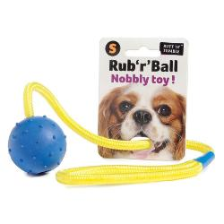 Ruff 'n' Tumble Nobbly Rub'r'Ball