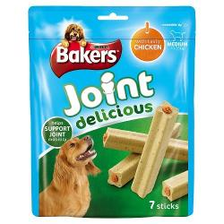 Bakers Joint Delicious Dog Treats (Medium - 7 Pack)
