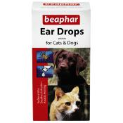 Beaphar Dog & Cat Ear Drops 15ml