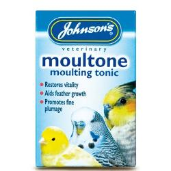 Johnson's Moultone Bird Moulting Tonic - 15ml