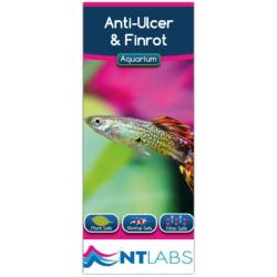 NTLabs Anti-Ulcer & Finrot Aquarium Medication 100ml