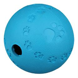 Trixie Natural Rubber Labyrinth Snack Ball (Large)