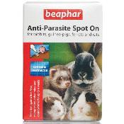 Beaphar Anti-Parasite Spot On Large (Rabbits, Guinea Pigs)