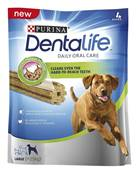 Dentalife Dog Dental Chew Treats - Large, 4 Sticks
