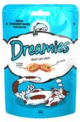 Dreamies Cat Treats - Salmon 60g