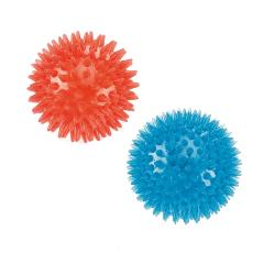 Gor Flex TPR Durable Dog Toy - Squeaky Ball (9cm)