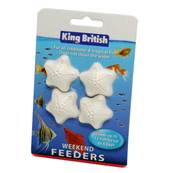 King British Weekend Fish Food For Coldwater And Tropical Fish