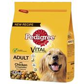 Pedigree Complete Dog Food (Adult) - Chicken 2.6kg