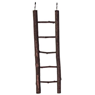 Trixie Natural Living Wooden Ladder (5 Rungs/26cm)