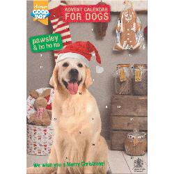 Armitage Pawsley Advent Calendar For Dogs