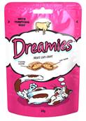 Dreamies Cat Treats - Beef 60g