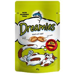 ANNA'S RESCUE CENTRE DONATION - Dreamies Tuna Cat Treats 60g