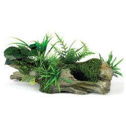 Classic Wood Garden Aquatic Ornament