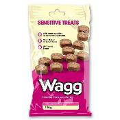 MADRA DONATION - Wagg Dog Treats - Sensitive Treats 125g