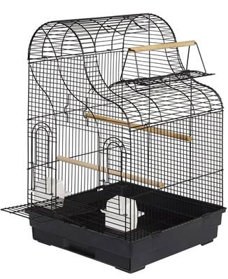 Liberta Georgia Side Opening Large Bird Cage (70x44x44)