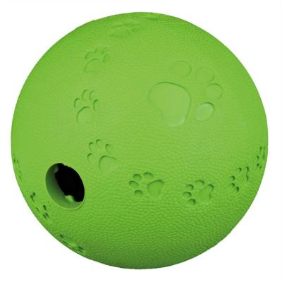 DOGS IN DISTRESS DONATION - Trixie Dog Activity Labyrinth Rubber Snack Ball 7cm