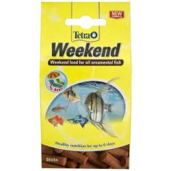Tetra Weekend Tropical Fish Feeding Sticks