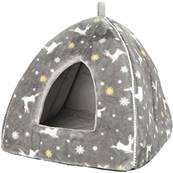 Trixie Rudolph Cuddly Cave For Cats 3
