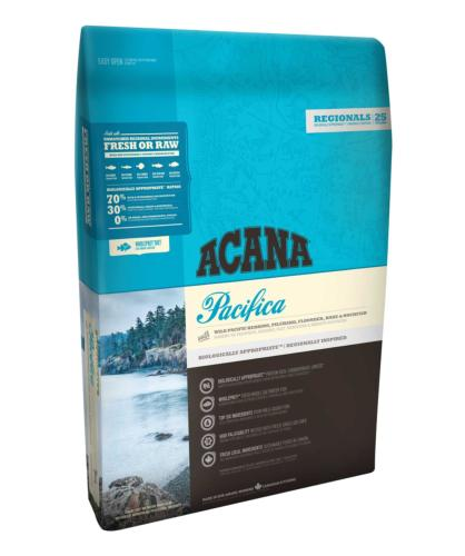 Acana Grain Free Dog Food (Adult) Pacifica Wholeprey Fish 2kg