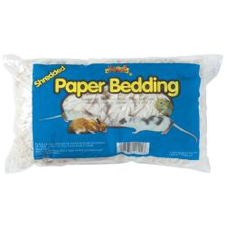 Lazy Bones White Shredded Paper Bedding Pack