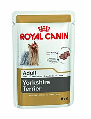 Royal Canin Wet Dog Food (Adult) - Yorkshire Terrier Adult 85g