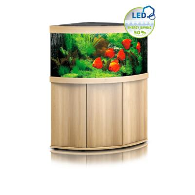 Juwel Aquarium Trigon 350 LED / Light Wood